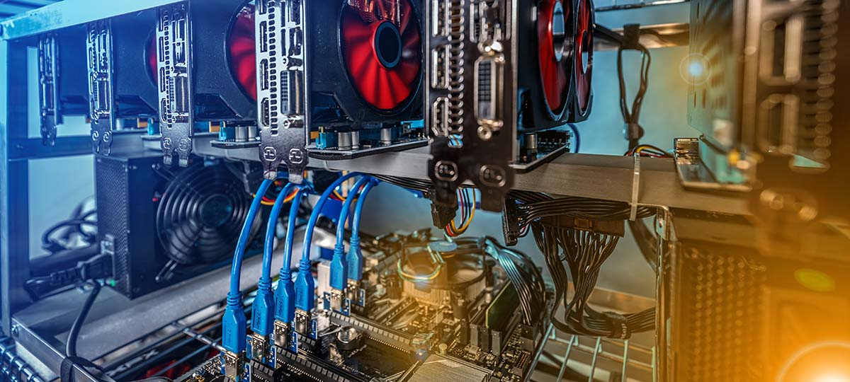 Cryptocurrency GPU Mining Rig Guide - CCPlug