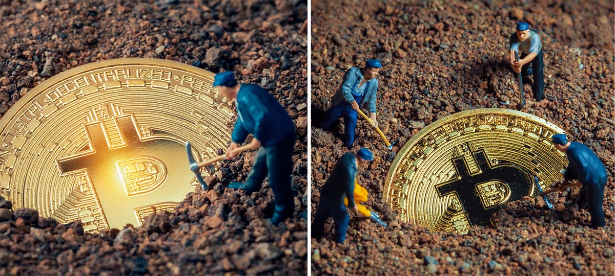 Solo Cryptocurrency Mining Vs. Pool Cryptocurrency Mining