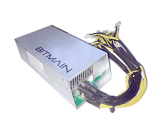 Bitmain Antminer APW3++ PSU (10 plugs)