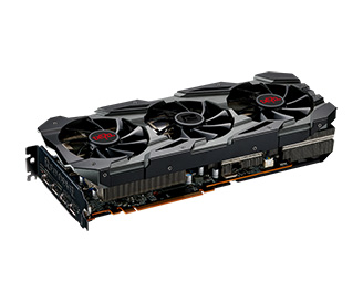 POWERCOLOR AXRX 5700 XT 8GBD6-3DHE/OC (RED DEVIL)