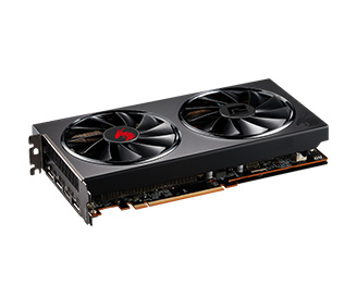 POWERCOLOR AXRX 5700 XT 8GBD6-3DHR/OC (RED DRAGON)