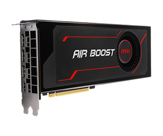 MSI AIR BOOST 8G OC